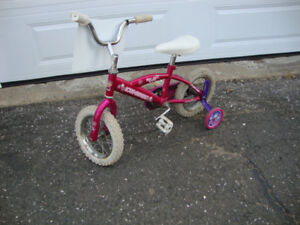 petit bicycle de fille