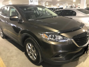 2015 Mazda CX-9 GS AWD with 20,000km due to international move