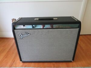 FOR SALE: FENDER 65 TWIN REVERB 2x12 AMPLIFIER EXTENSION CABINET