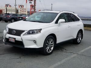 Lexus Rx350 Sportdesign AWD with Luxury Package