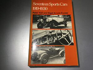 17 Sports Cars 1919-1930 Model T Ford Alfa Romeo Rolls Bentley