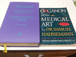 Medical, Science & Homeopathy textbooks for sale Peterborough Peterborough Area image 1
