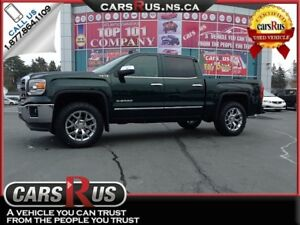 2014 GMC Sierra 1500 SLT 4x4 Leather Backup Camera