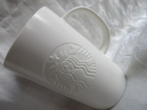 #2    2014 starbuck mug 12oz  extremely rare & hard to find