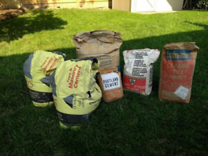 FREE Cement and Ceramic Tile Grout