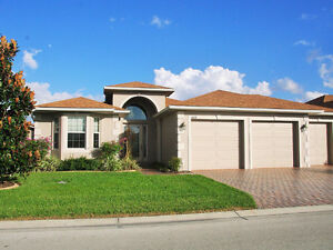 55+ Gated Golf  Community in Lake Wales