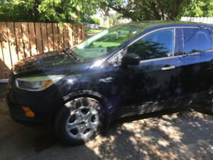 Reliable and good looking Black Ford Escape for sale!