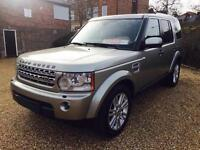 2010 LHD, Land Rover Discovery 4, 3.0 - 4X4 Auto HSE, DIESEL, LEFT HAND DRIVE