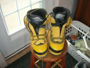Koflach Winter plastic mountaineering boots - size 6.5