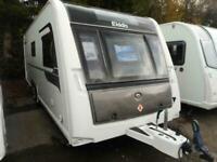 2014 Elddis Crusader Super Sirocco - 4 Berth Twin Axle Touring Caravan