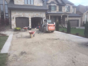 Interlocking, Concrete Stamp and Landscaping - Mr.Chan