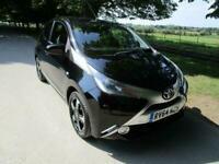2014 Toyota AYGO VVT-I X-CLUSIV Hatchback Petrol Manual