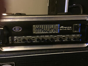 Ampeg SVT 4 Pro Made in USA