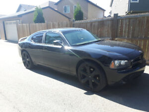 2007 Dodge Charger SXT 22 With 22 Inch Dolce Low pros