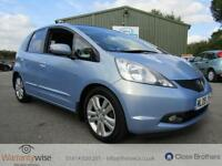 HONDA JAZZ 2009 Auto 0 Petrol Blue Petrol Automatic in Blue