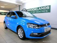 Volkswagen Polo 1.0 TSI SE 60PS [2X SERVICES, ?20 ROAD TAX and DAB RADIO]