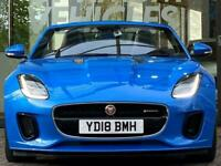 2018 Jaguar F-Type V6 R-DYNAMIC Auto Convertible Petrol Automatic