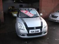 2005 Suzuki Swift 1.5 GLX 82,642 Miles