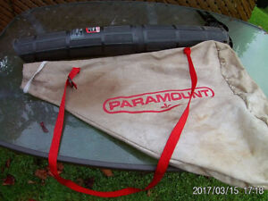 Paramount leaf blower bag and nozzle (both) $20..00
