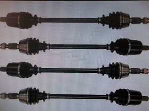 KNAPPS in PRESCOTT has Low low  prices on HD AXLES    CALL!!