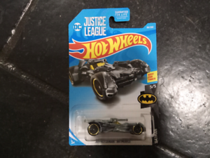 **FREE POST/PICKUP! NEW RARE Justice League Batmobile Hot Wheels Baulkham Hills The Hills District Preview