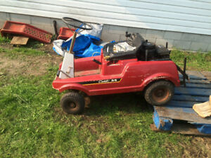 Cadet 55 Riding Mower - No Deck