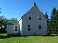 Country Farm House/Hobby Farm for sale***35 Minutes to Moncton**