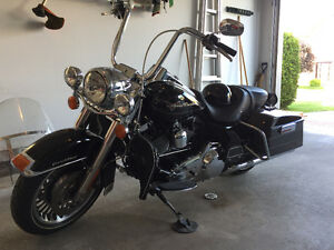 Harley Davidson FLHR Road King 2010