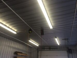 LED Self Contained Strip Lighting Systems