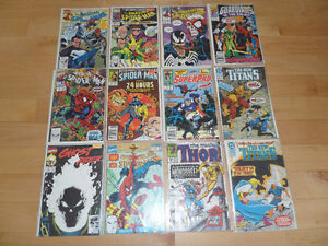 Comic books Super héros