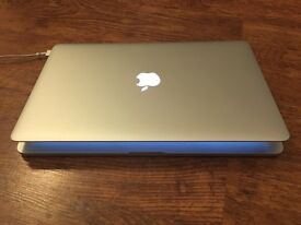 "MacBook Pro 15"" (Late 2013) 2GHz intel Core i7 8GB RAM"