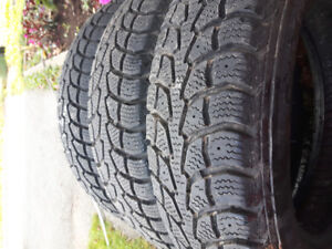 Almost new 175/70R14