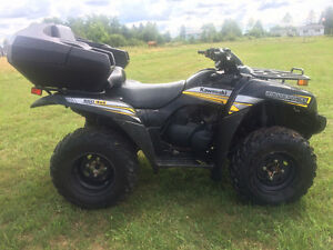 2014 KAWASAKI 650 BRUTE FORCE    (FINANCING AVAILABLE)