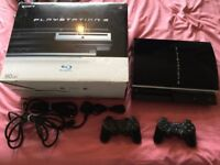 PS3 60gb Backwards Compatible console