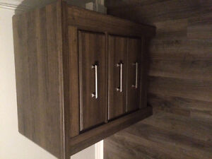 Brand new never used dresser and night stand London Ontario image 2