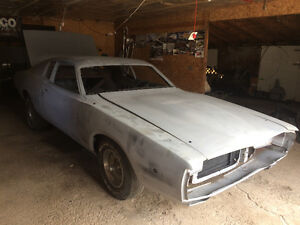 Dodge Charger 1974 project