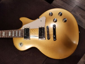 2017 Gibson Tribute T Goldtop REDUCED to 900