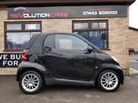 2009 SMART FORTWO COUPE PURE CDI COUPE DIESEL