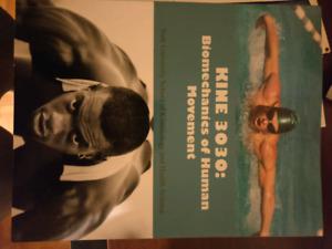 Kine 3030 biomechanics textbook
