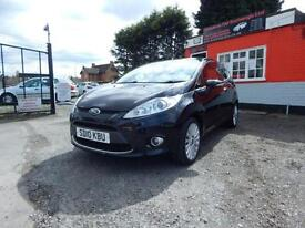 2010 Ford Fiesta 1.25 Zetec 3dr [82] finance , 12 month MOT , warranty, 2 key...