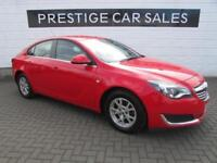 2014 Vauxhall Insignia 2.0 CDTi ecoFLEX Design (s/s) 5dr Diesel red Manual