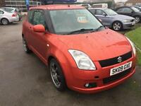 2009 09 Suzuki Swift 1.3 Attitude