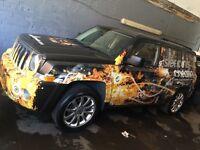 2008 (58) Jeep Patriot 2.0 crd spares or repair
