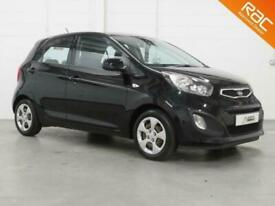 2012 Kia Picanto 1.0 1 Air 5dr HATCHBACK Petrol Manual