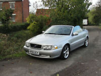2005(55) VOLVO C70 2.0 AUTO CONVERTIBLE - FULL HISTORY - LOW MILES - IN VGC