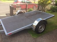 TRAILER FLATBED WANTED 7 X 5