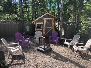 Candle Lake Golf Resort Trailer for Sale