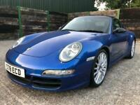 2008 Porsche 911 997 Carrera 4S Wide body, 3.8 engine **Last owner for 10 year**
