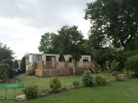 ***** Amazing views, fantastic caravan, ready to start your holidays straight away.*****