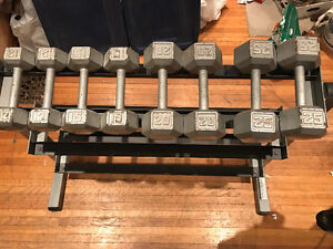 Weights and Weight Shelf